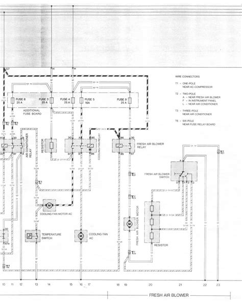 944 Porsche Ac Wiring Diagram by 1983 944 With Air Conditioning Wiring Question Pelican