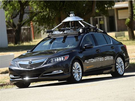 Honda Self Driving Car 2020 by Companies Driverless By 2020 Business Insider