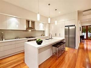 45 cuisines modernes et contemporaines avec accessoires With meuble bar design contemporain 18 table industrielle selection shopping