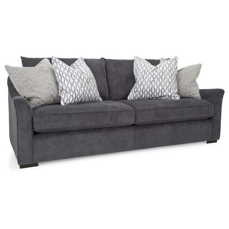 Wilson Upholstery by The Wilson Furniture Collection Sofa S C Steven