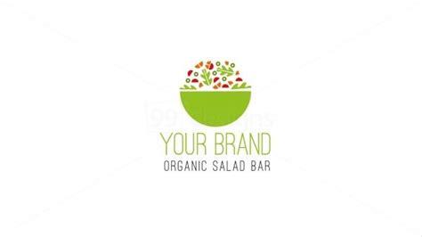 organic salad 2 ready made logo designs 99designs