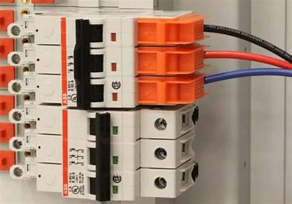 Panel Safe Board Electrical Safety Finger Distribution
