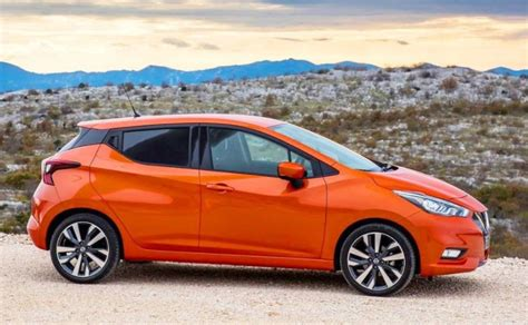 Nissan March 2019 by Nissan March 2019 Release Date Mexico Colombia Nissan