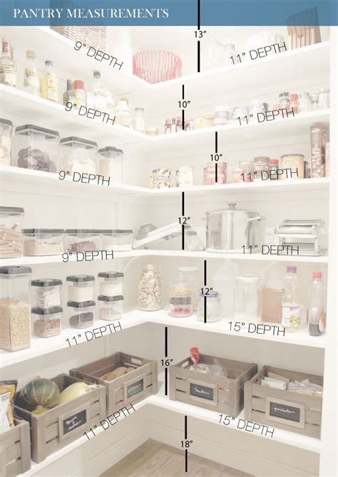 Pantry Ideas For Small Kitchen - the finished pantry chris loves julia