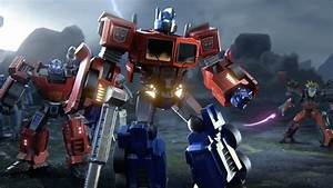 Transformers: Forged to Fight - PAX East 2017 Trailer ...  Transformers