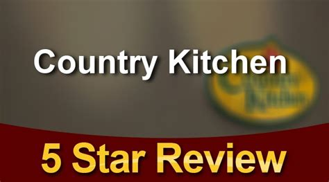 mikes country kitchen country kitchen amazing 5 review by mike s 4127