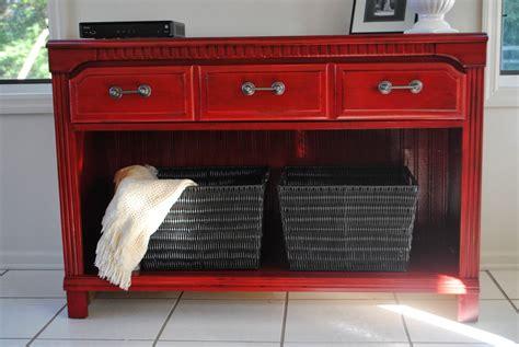 Thrifted Dresser To Tv Stand/buffet