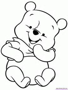 winnie the pooh coloring page gallery