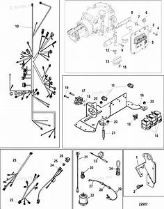 Mercury Mercruiser Inboard Parts By Year Mercury Inboard Engine Oem Parts Diagram For Electrical