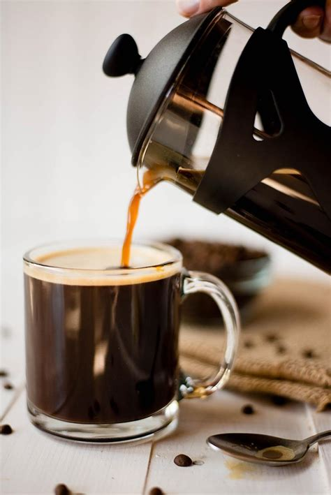 How To Make Coffee Using A French Press Brownscoffeecom
