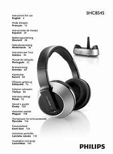Shc8545  00 Manuals