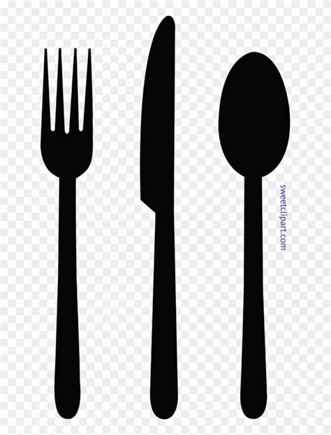 fork knife and spoon clip art 10 free Cliparts | Download
