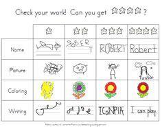 rubrics  pinterest writing rubrics kindergarten