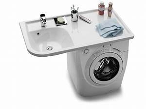 Waschmaschine Unter Waschbecken : mineralguss waschbecken 116 x 65 x 17 cm waschtisch ~ Sanjose-hotels-ca.com Haus und Dekorationen