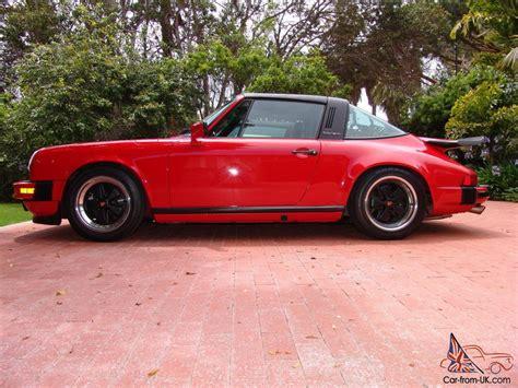 1988 Porsche 911 Targa!!! Pristine Original Condtion