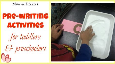 how to encourage pre writing skills in toddlers 608 | maxresdefault