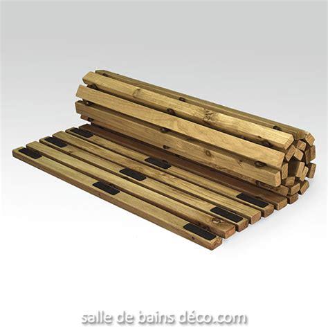 caillebotis salle de bains woody 65x115cm salledebainsdeco