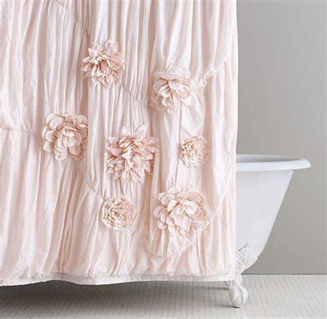 Pink Toile Shower Curtain  Curtain Menzilperdenet