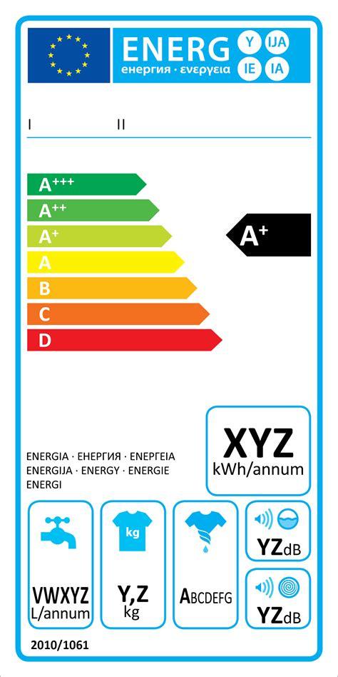 etiquette energetique lave linge etiquette 233 nerg 233 tique sur vos appareils 233 lectrom 233 nager choukapieces