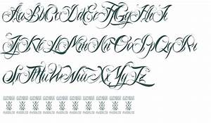 fancy-script-fonts-for-tattoos-free-5455297 « Top Tattoos ...