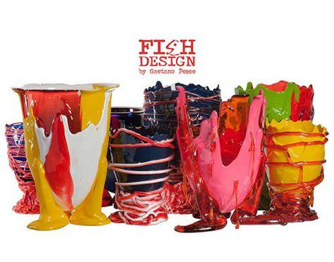 vasi di gaetano pesce i vasi creativi di gaetano pesce per la serie fish design