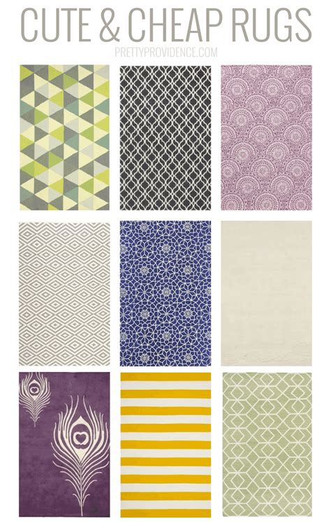 Where To Find Inexpensive Rugs by Cheap Rugs Roundup 6 Pretty Providence