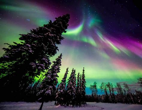 how often can you see the northern lights what are the northern lights best places to see them