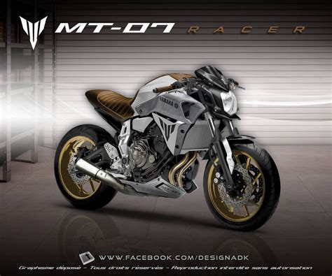 Modification Yamaha Mt 09 by Motorcycle Modification Caf 232 Racer Concepts Yamaha Mt