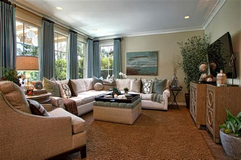 pictures of livingrooms living room retreat with a coastal feel in this living