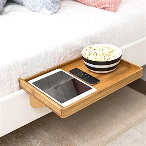 bedshelfie bedside shelf space saving nightstand table