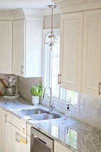 our transitional kitchen reveal lady diana39s pearls With kitchen colors with white cabinets with my snapchat stickers disappeared