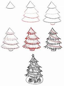 How To Draw A Tree  Step By Step Image Guides