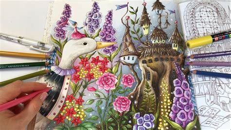 fairy world part  romantic country   tale