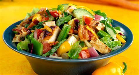 recette de cuisine été 60 recettes de salades composées à déguster tout l été