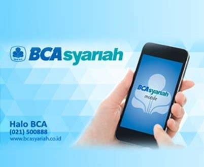 produk financing  jasa bank bca syariah