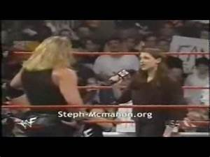"""Stephanie McMahon And Test """"Today Was A Fairytale"""" - YouTube"""