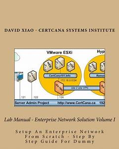 Download Lab Manual  U2013 Enterprise Network Solution Volume I