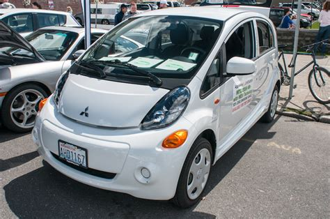 Mitsubishi Miev Lease by With 69 A Month Lease The Mitsubishi I Miev Becomes