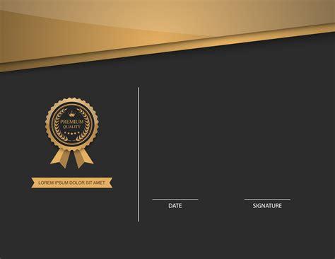 certificate background material honor certificate