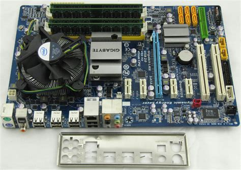 Gigabyte EP45-UD3L E7500 Core 2 Duo 2.93GHz 8GB ...