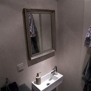 Waschbecken Gäste Wc : g ste wc mit schiefer fliesen bad 017 b der dunkelmann ~ Michelbontemps.com Haus und Dekorationen