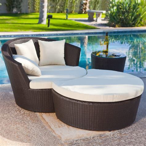 white wicker chair and ottoman fascinating outdoor chair with ottoman style exterior