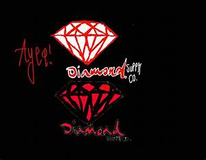 Diamond supply CO. by piercethehorizon2 on DeviantArt
