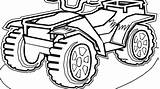 Coloring Pages Rzr Wheeler Four Printable Sheets Getcolorings Wheelers Colorin sketch template