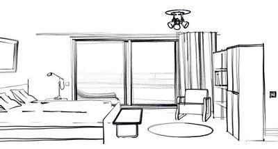 dessin d une chambre comment dessiner une