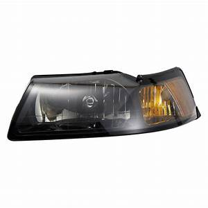 For Ford Mustang 2001-2004 TYC 20-5696-91-9 Driver Side Replacement Headlight | eBay
