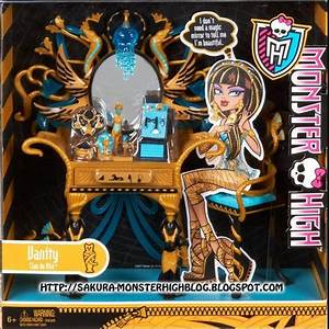 Cleo De Nile Monster High Characters Monster High