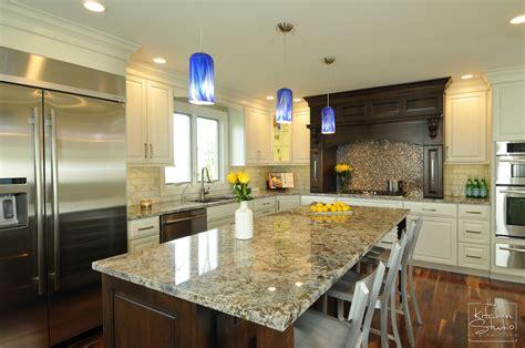 Open Concept Kitchen In Big Rock  The Kitchen Studio Of