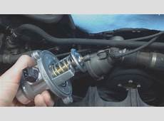 DIY BMW E65 E66 Replacing Your Thermostat YouTube