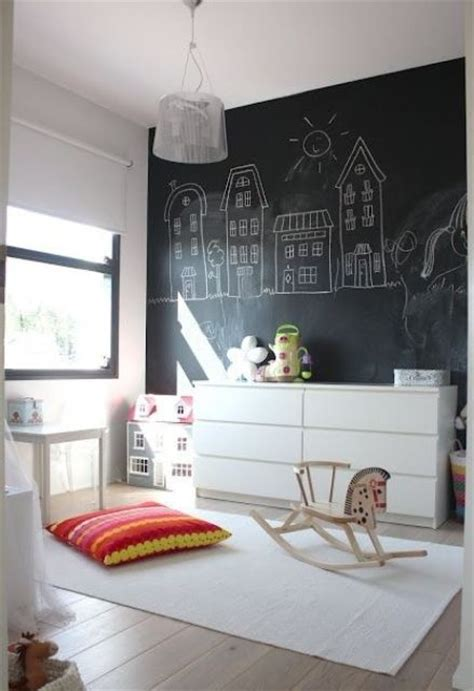 awesome chalkboard decor ideas  kids rooms digsdigs